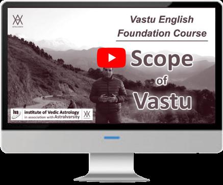 degree course in vastu shastra