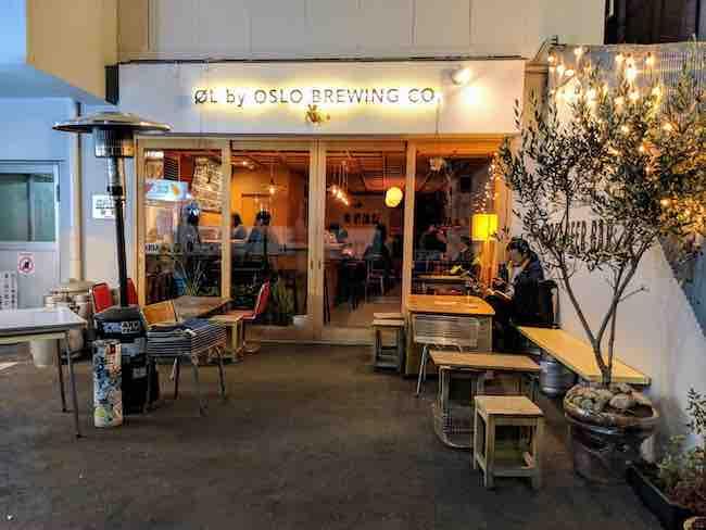 OL by Oslo Brewing Co