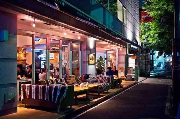 Bondi Cafe Yoyogi