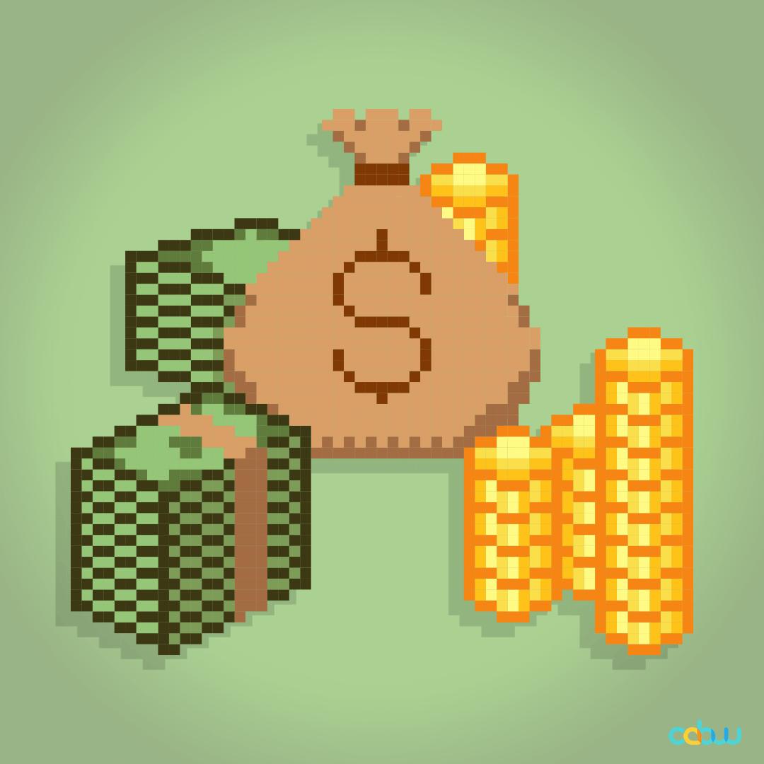 Pixel Money