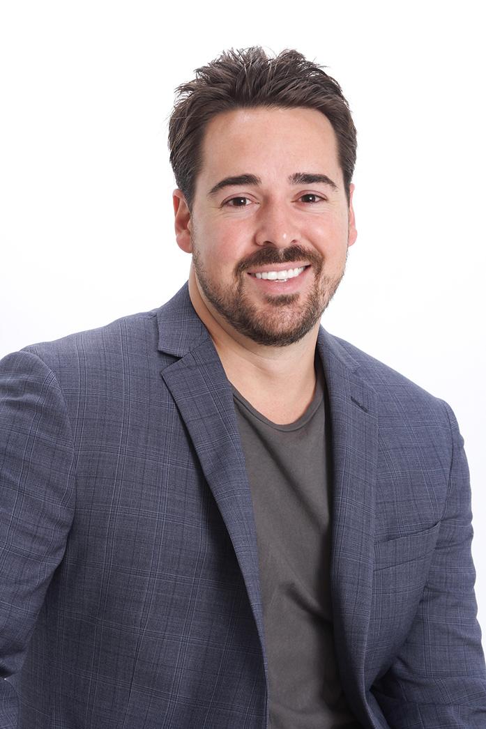 A headshot photograph of Speero's customer experience client Matthew Kinneman.