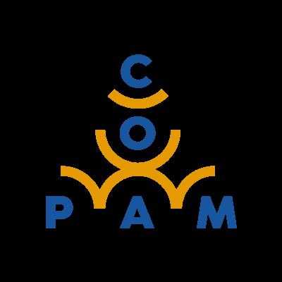 Logotipo de COPAM