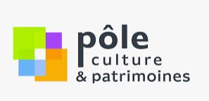 Logo Pole Culture Patrimoines