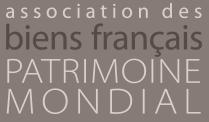 Logotipo Association Biens Francais Patrimoine Mondial