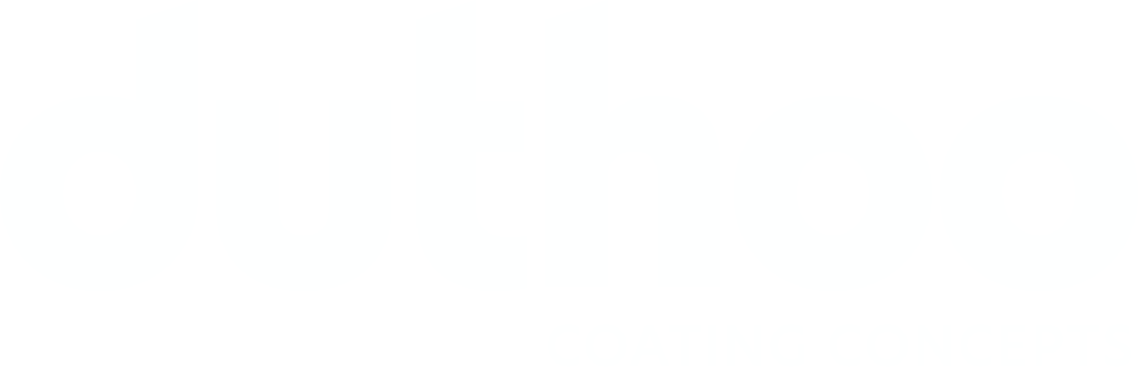 Duthoo logo | white duthoo logo | coating concepts