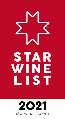Star Wine List, guiden till de bästa vinbarerna  och vin-restaurangerna i Stockholm.