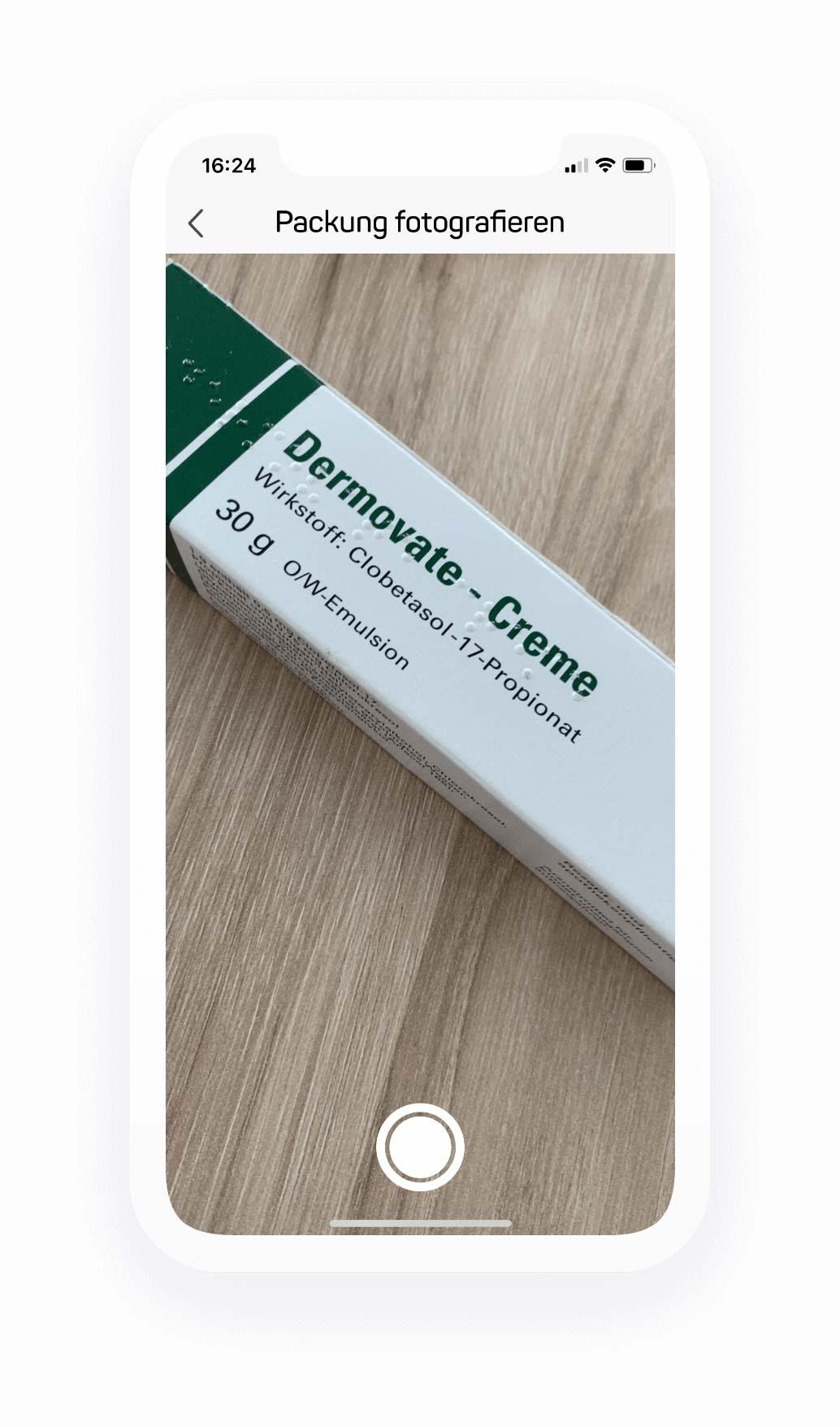 App für Medikamente