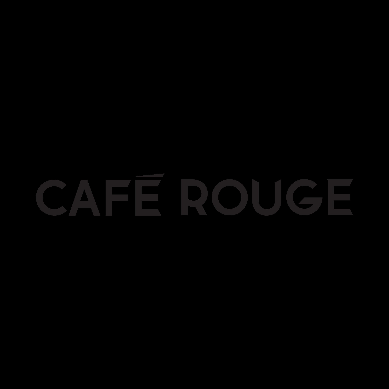 Cafe Rouge logo.