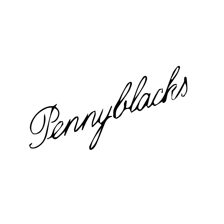 Pennyblacks logo.