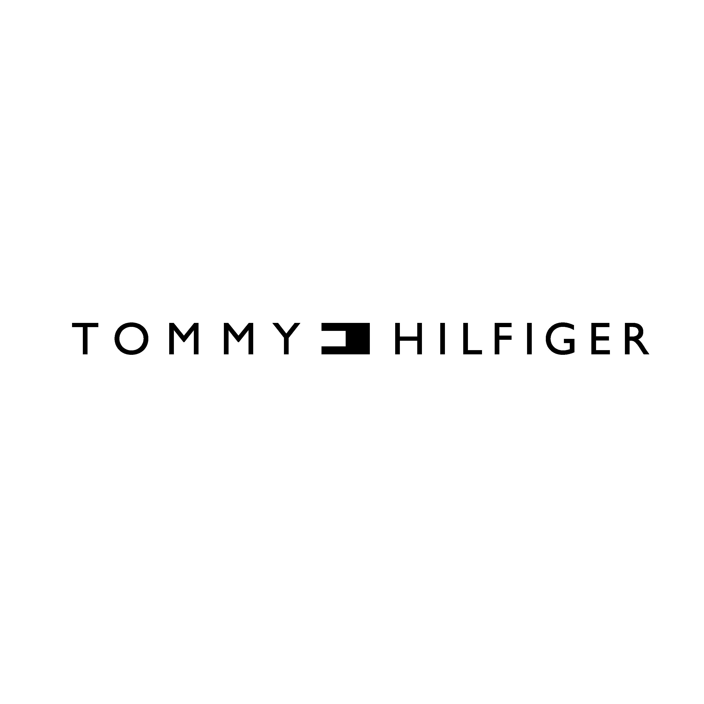 Tommy Hilfinger logo.