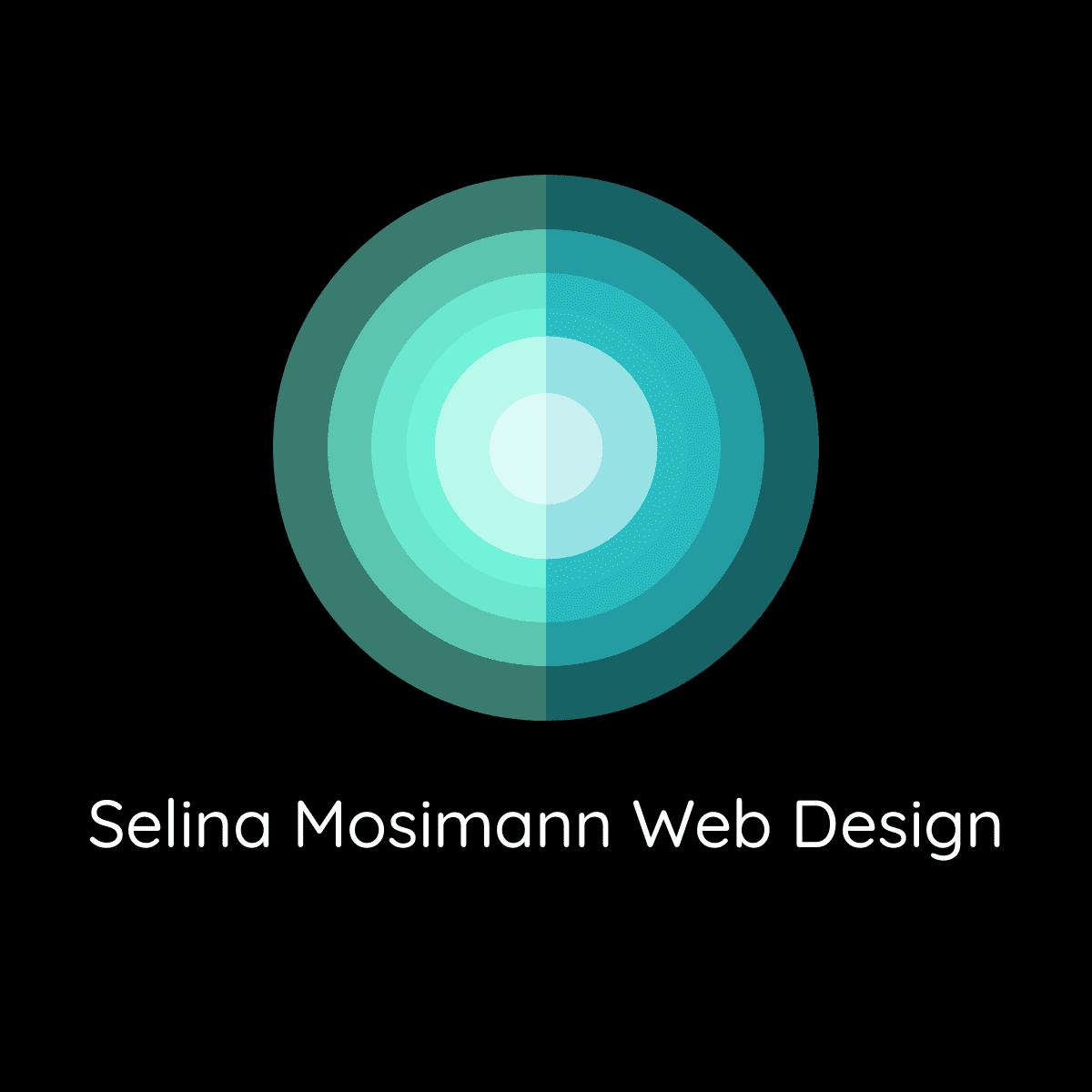 Selina Mosimann Webdesign Logo