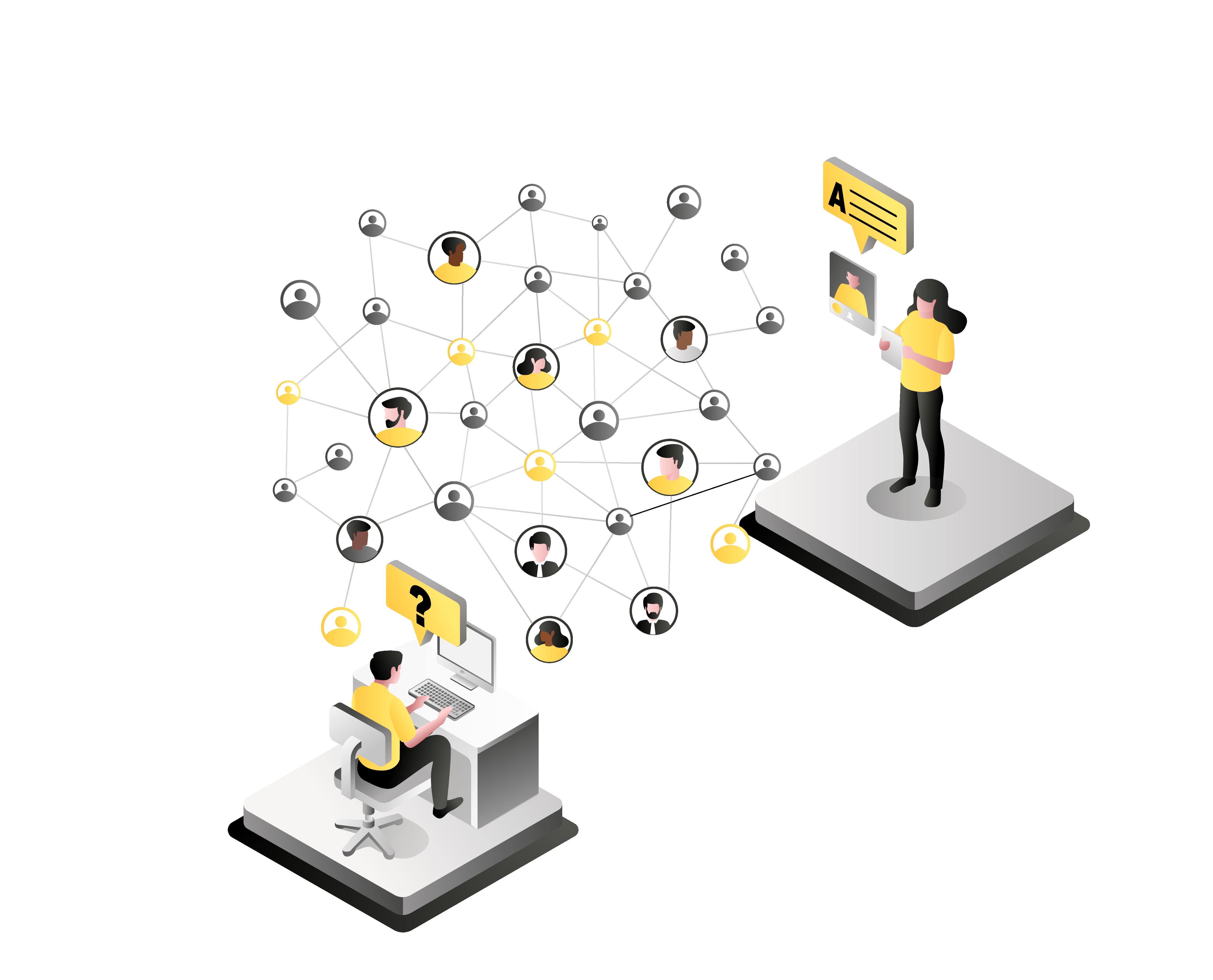 ShoulderTap Expertise Management Software for Growing Teams