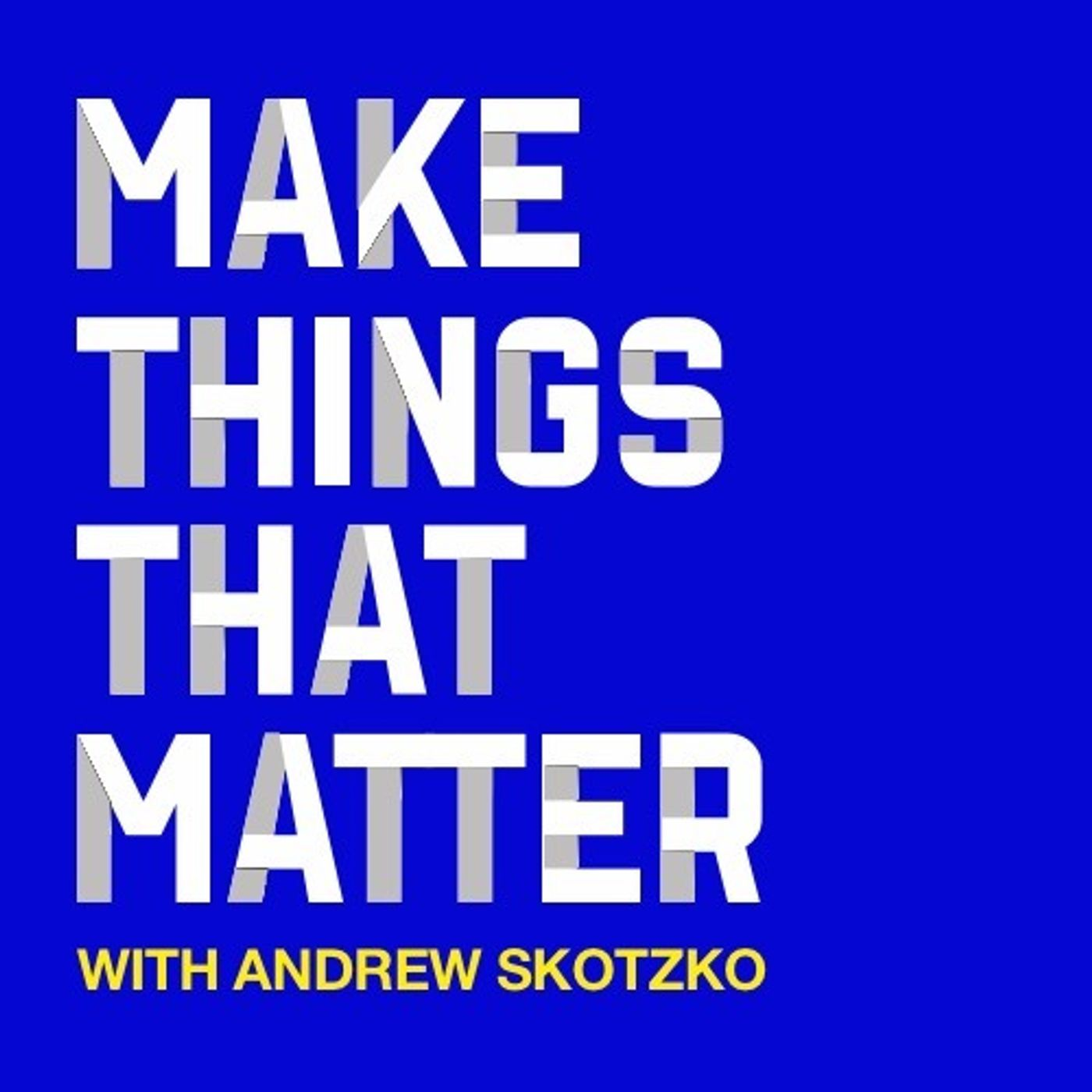 Make Things That Matter logo