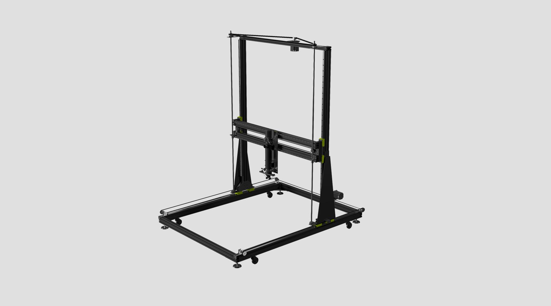 3D printer DII01