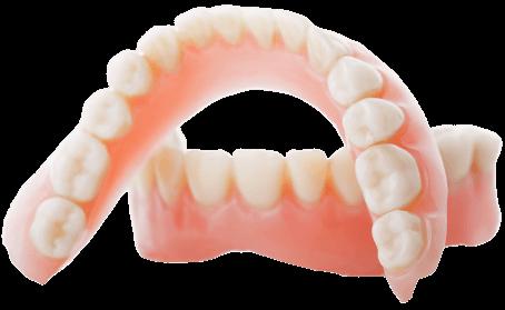 Dentures from Tigard dentist