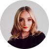 female influencer headshot