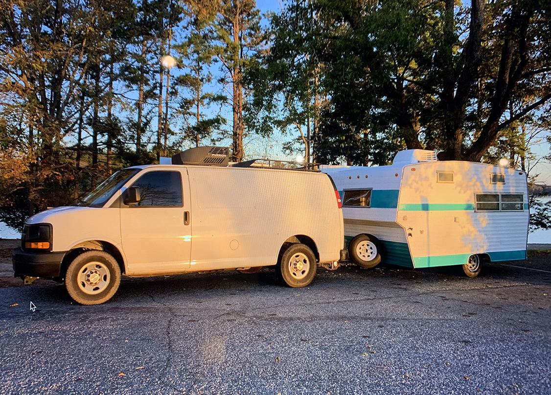 Van and Shasta