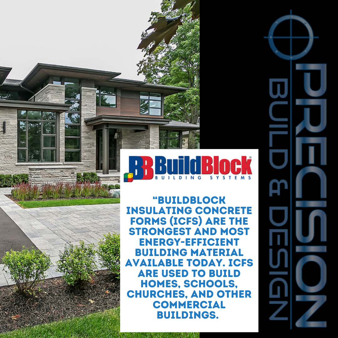 Precision Build and Design, custom home design and remodels. Kitchen and Bath remodels also offered