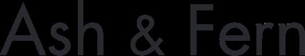 Ash and Fern logo