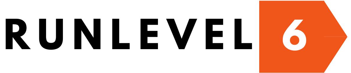 RunLevel6 Logo
