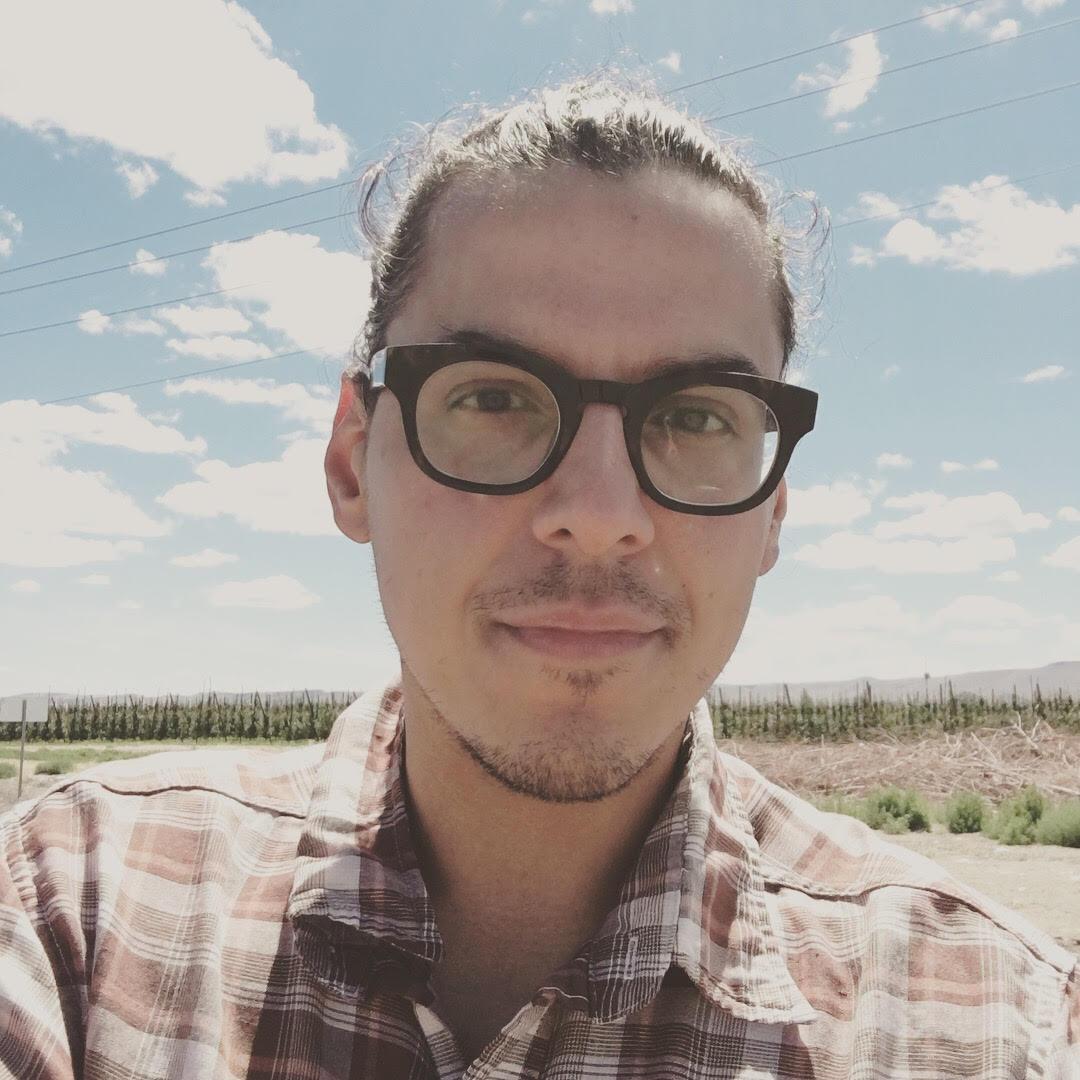 Robert Gomez, Sommelier and owner of Hoquetus Wines