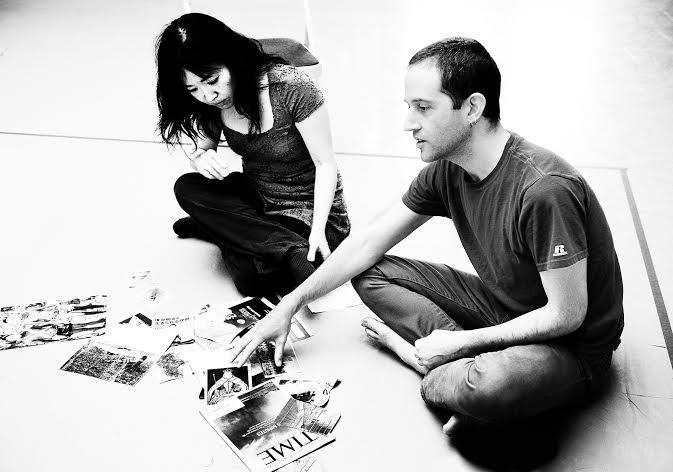 Joshua Kohl and Haruko Crow Nishimura of Degenerate Art Ensemble.