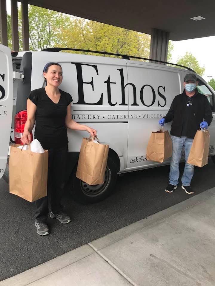 Angela Kora, Owner, Head Baker at Ethos Bakery & Cafe in Richland, WA