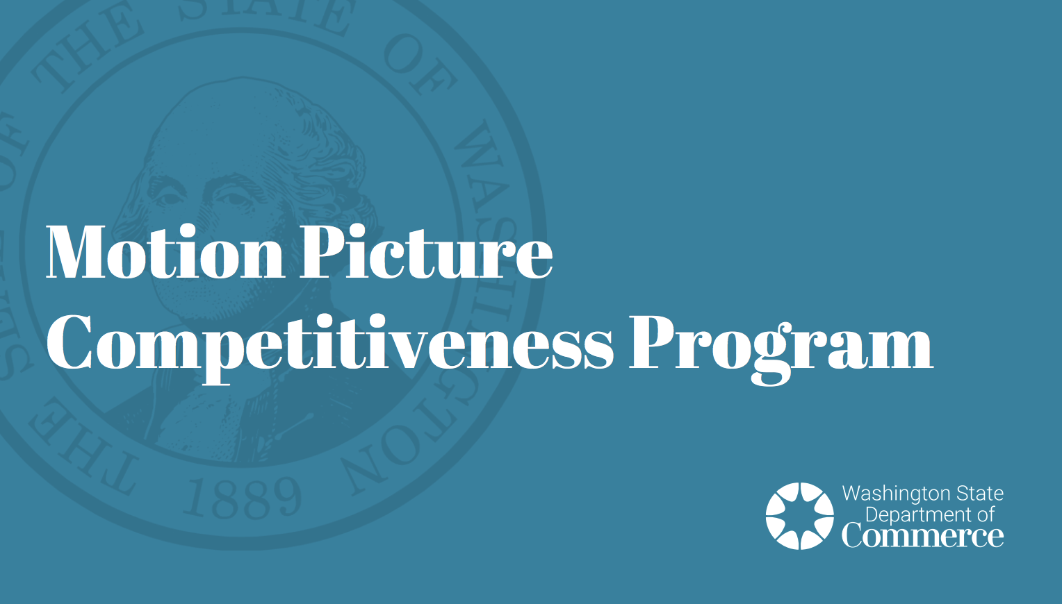 Motion Picture Competitiveness Program Report