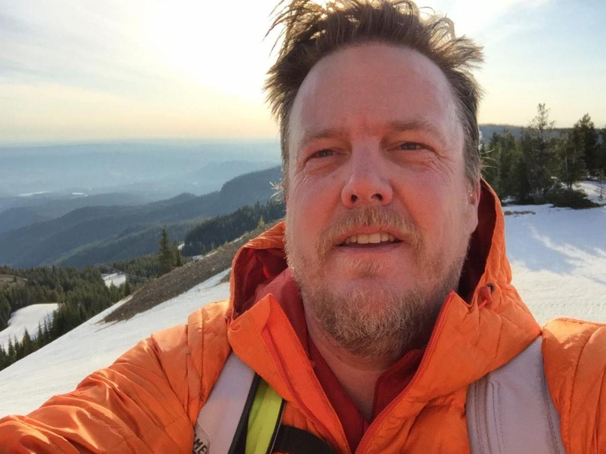 Doc filmmaker Jeff Ostenson