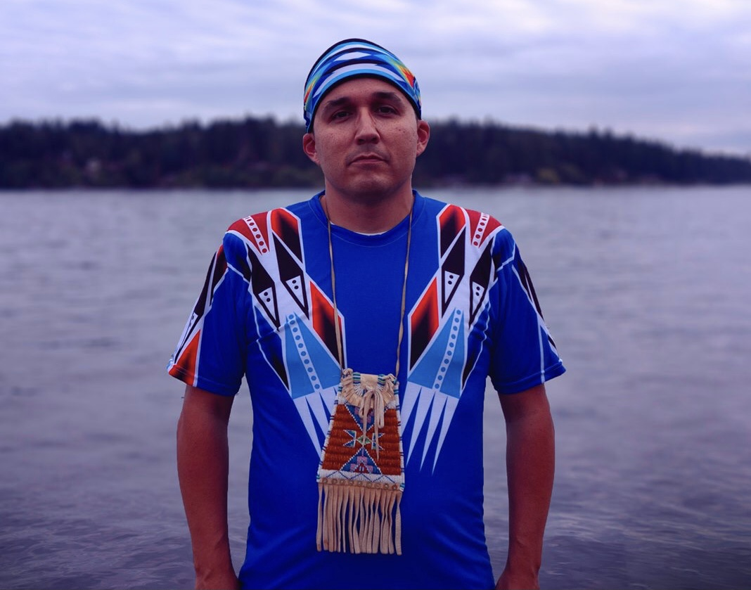 Headshot of Jon Olney Shellenberger, owner of Native Anthro