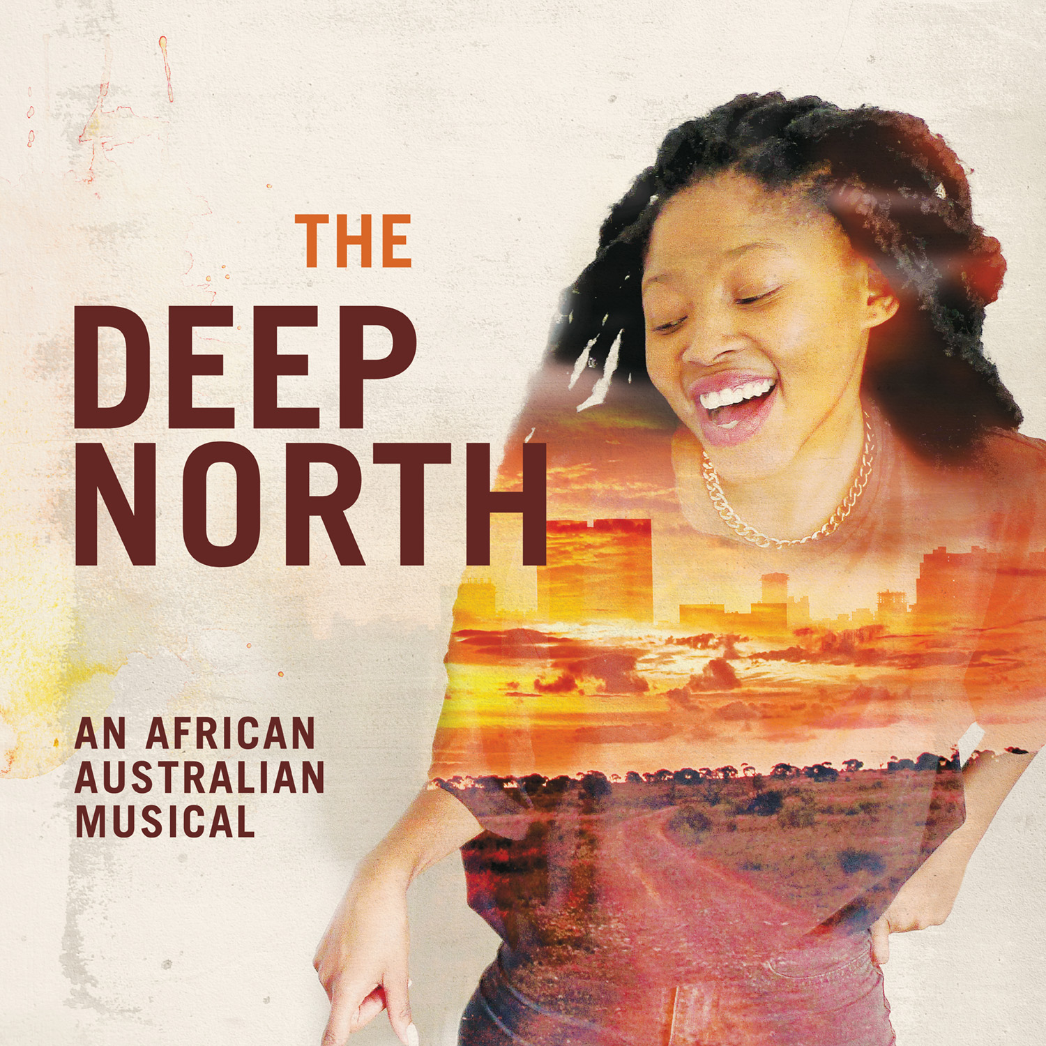 The Deep North is a celebration of the African diaspora in South Australia. In an immersive gallery environment four characters play out their stories, using a hybrid mix of theatre, film and music.