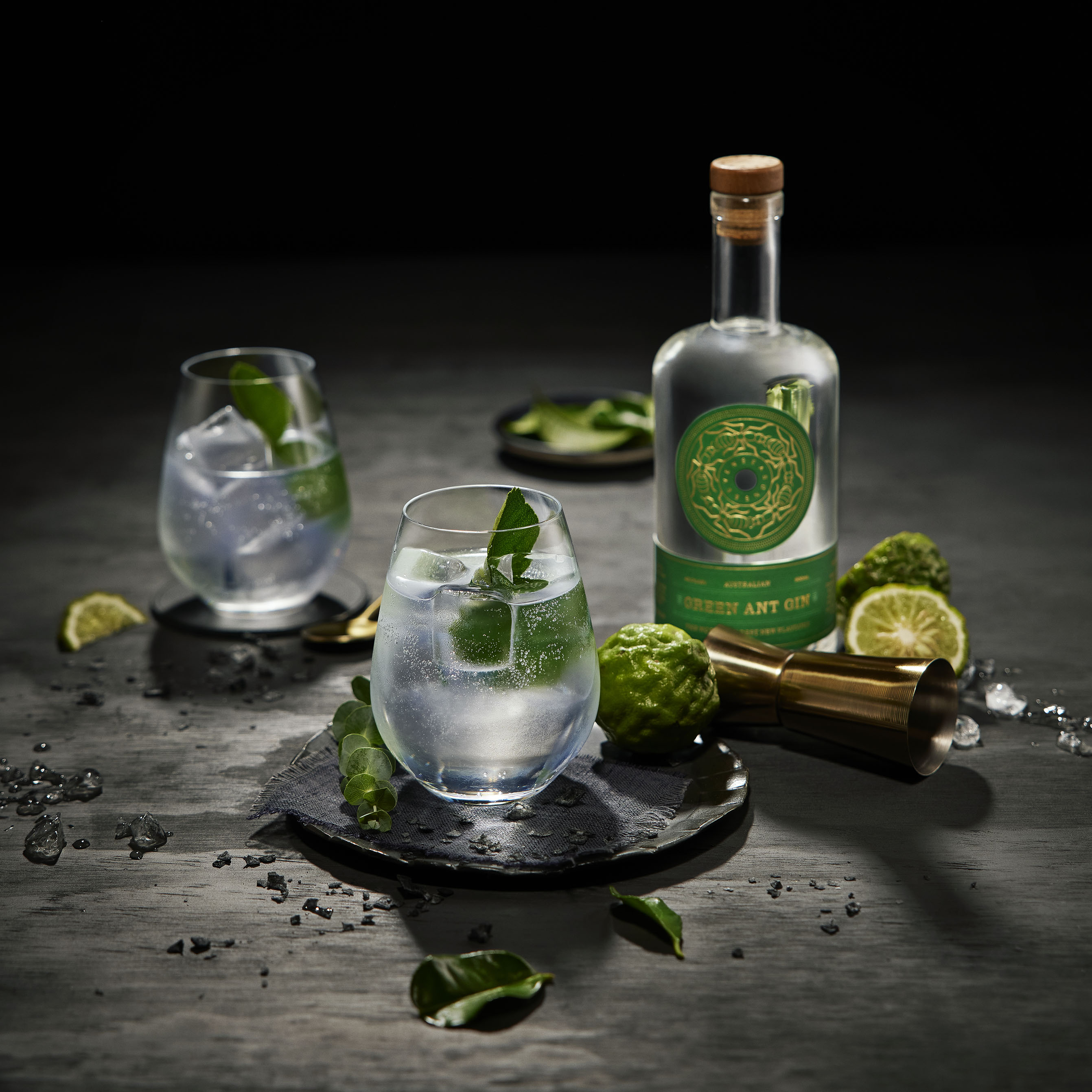 Seven Seasons invites you to experience the world's oldest new flavours, as we launch the newest member of the family joining our much lauded Green Ant Gin.