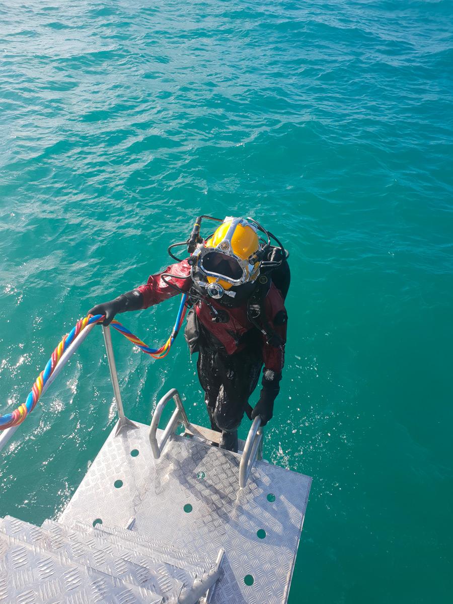Diver - RWMT