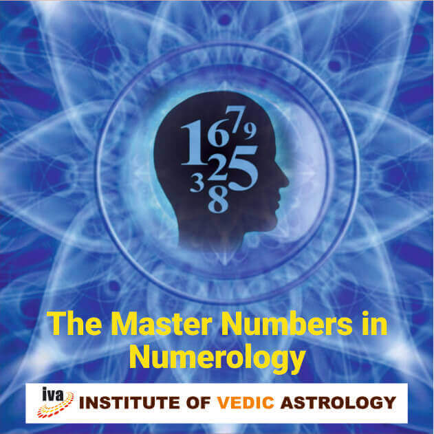 The Master Numbers in Numerology