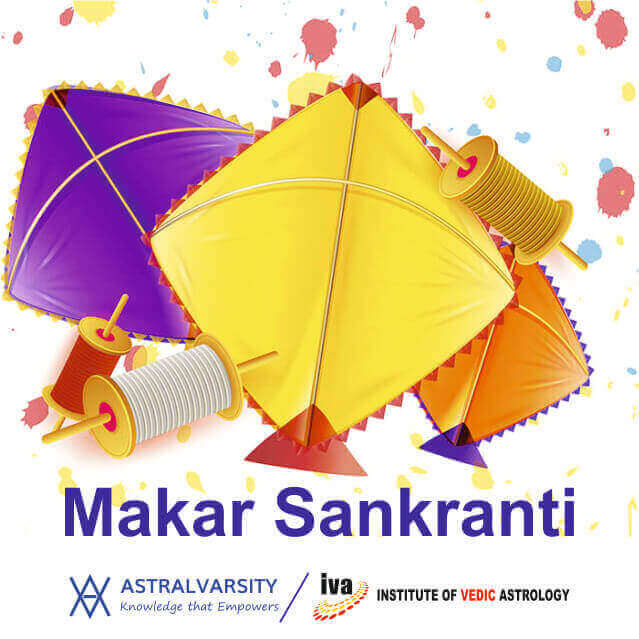 THE FESTIVAL OF KITES AND HAPPINESS- MAKAR SANKRANTI