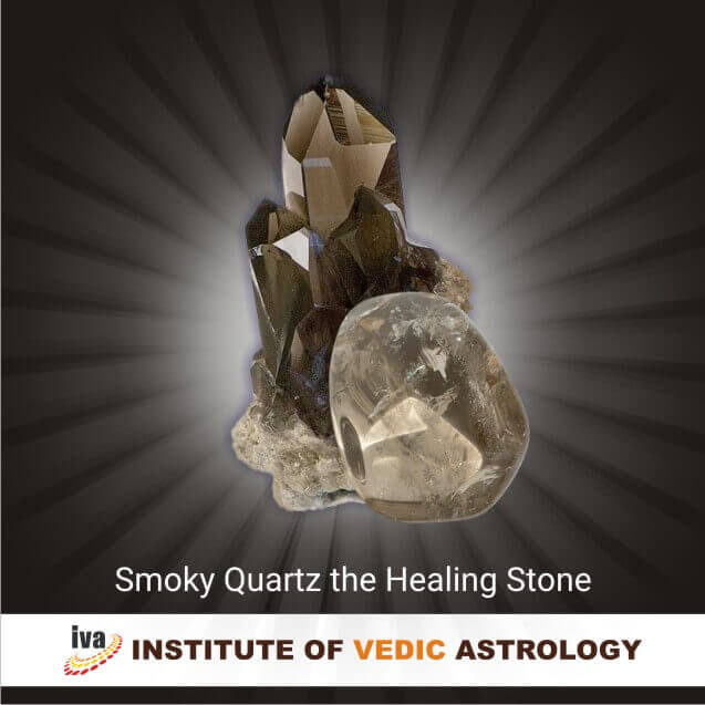 Smoky Quartz the Healing Stone