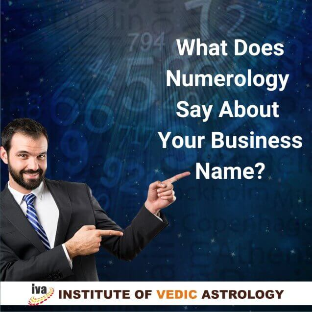 What Does Numerology Say About Your Business Name?