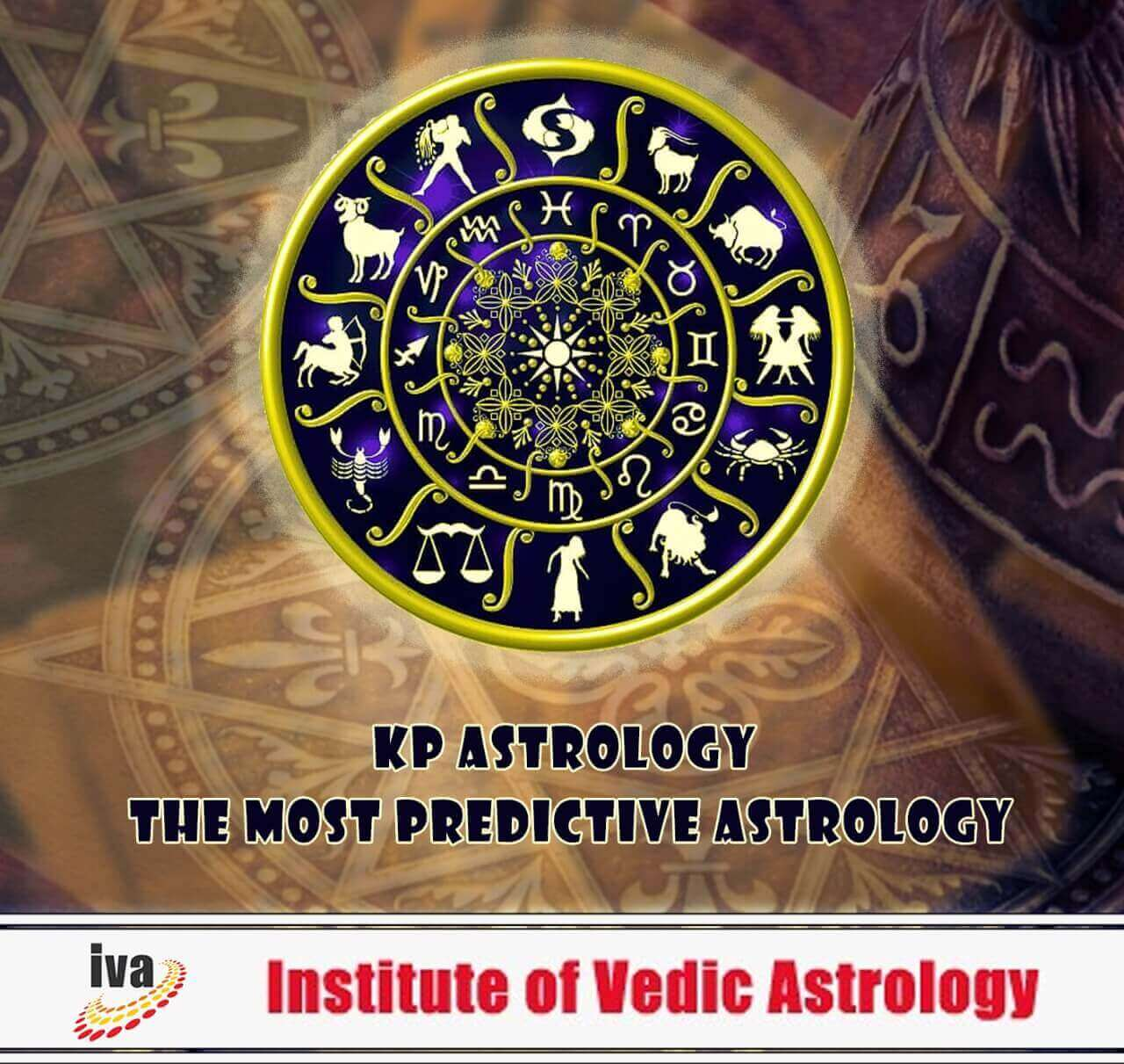 KP Astrology The Most Predictive Astrology