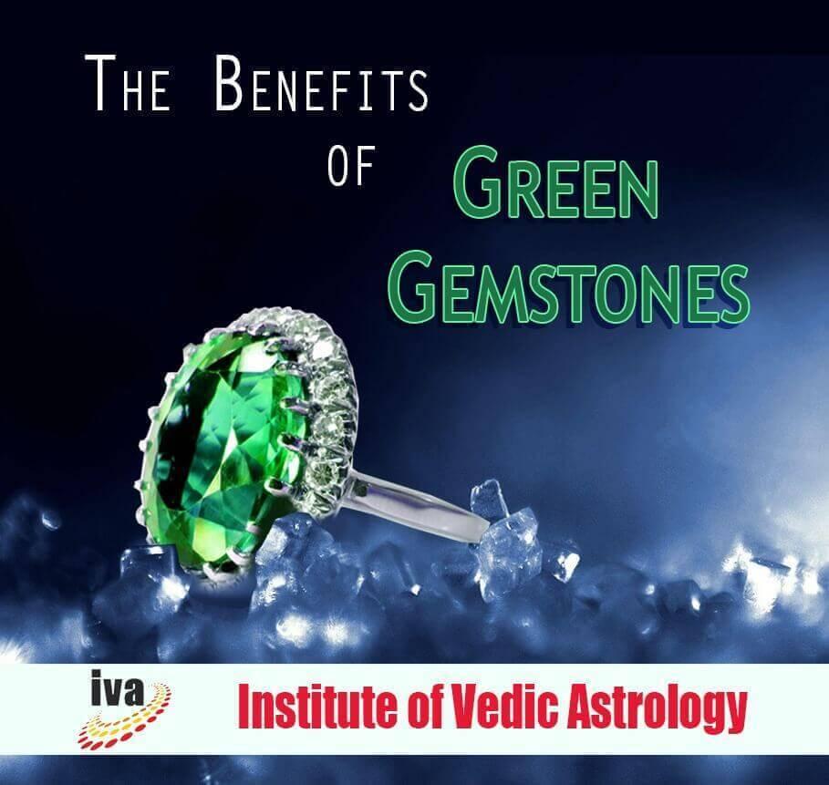 The Benefits of Green Gemstones-