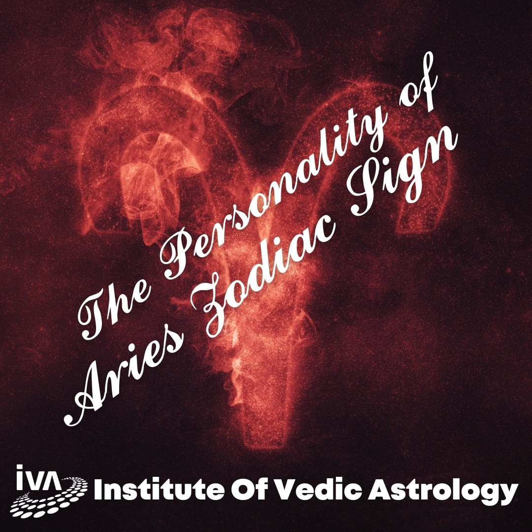 The Personality of Aries zodiac sign