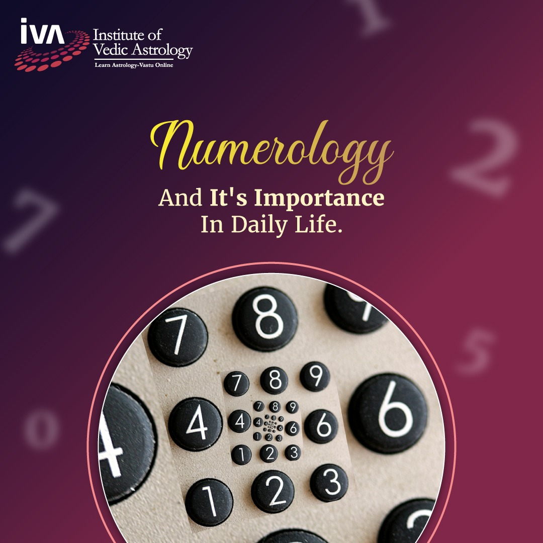 Numerology And It's Importance In Daily Life