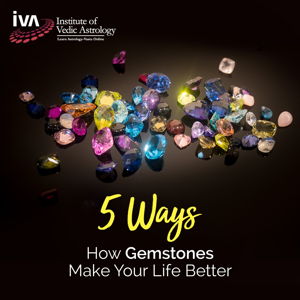5 Ways How Gemstones Make Your Life Better