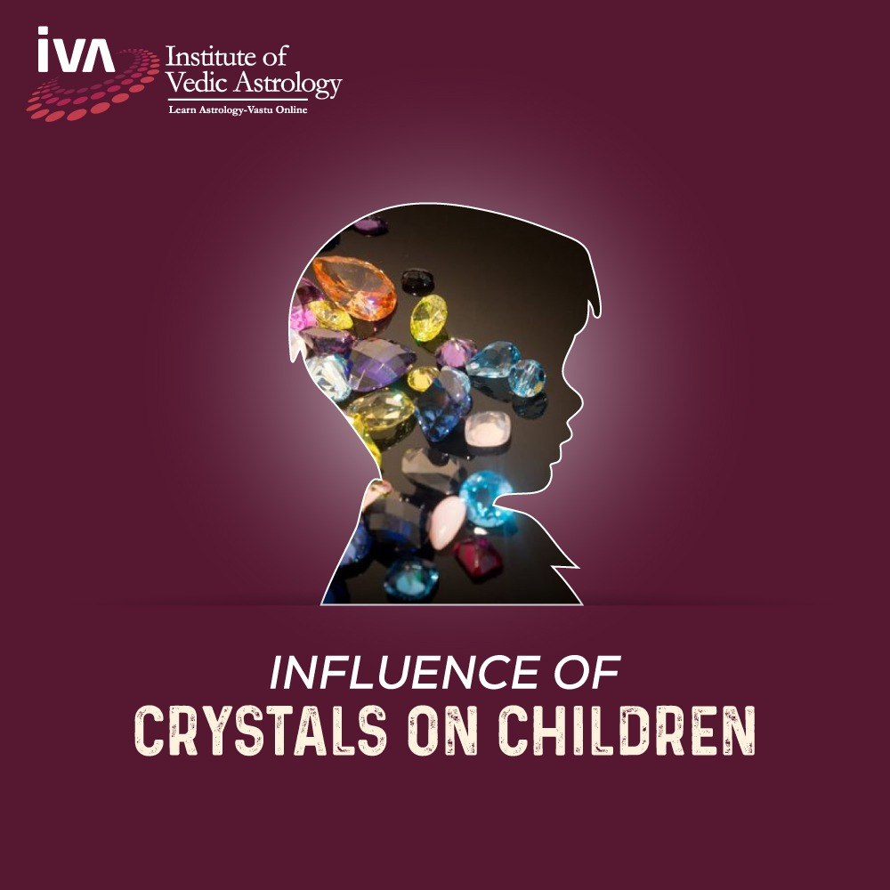 Influence of Crystals on Children