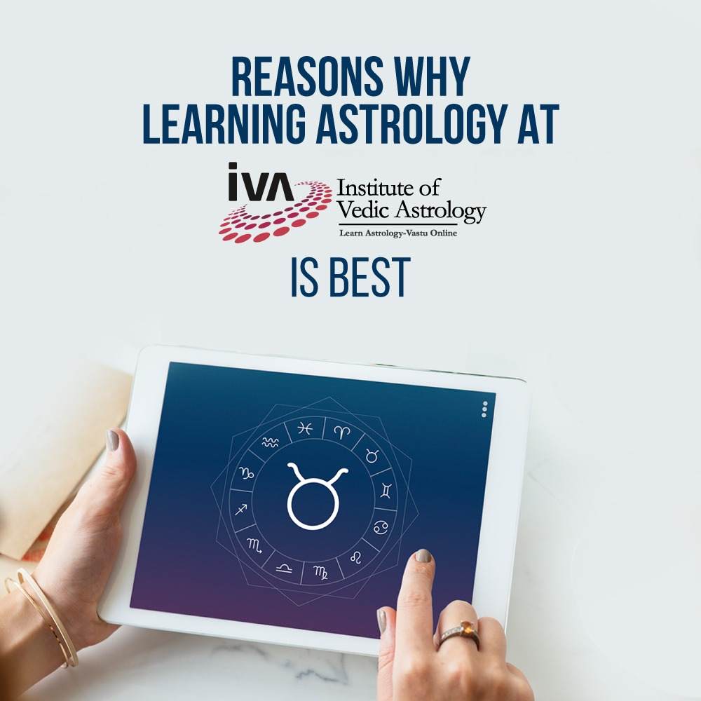 Reasons Why Learning Astrology at IVA India Is Best