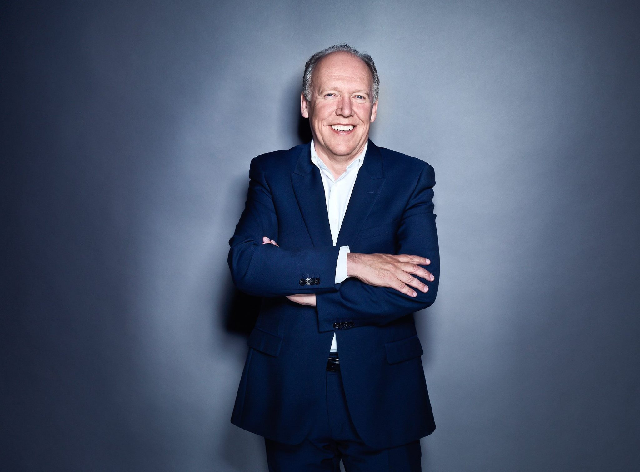 Celebrated car designer (Aston Martin, Jaguar) Ian Callum CBE