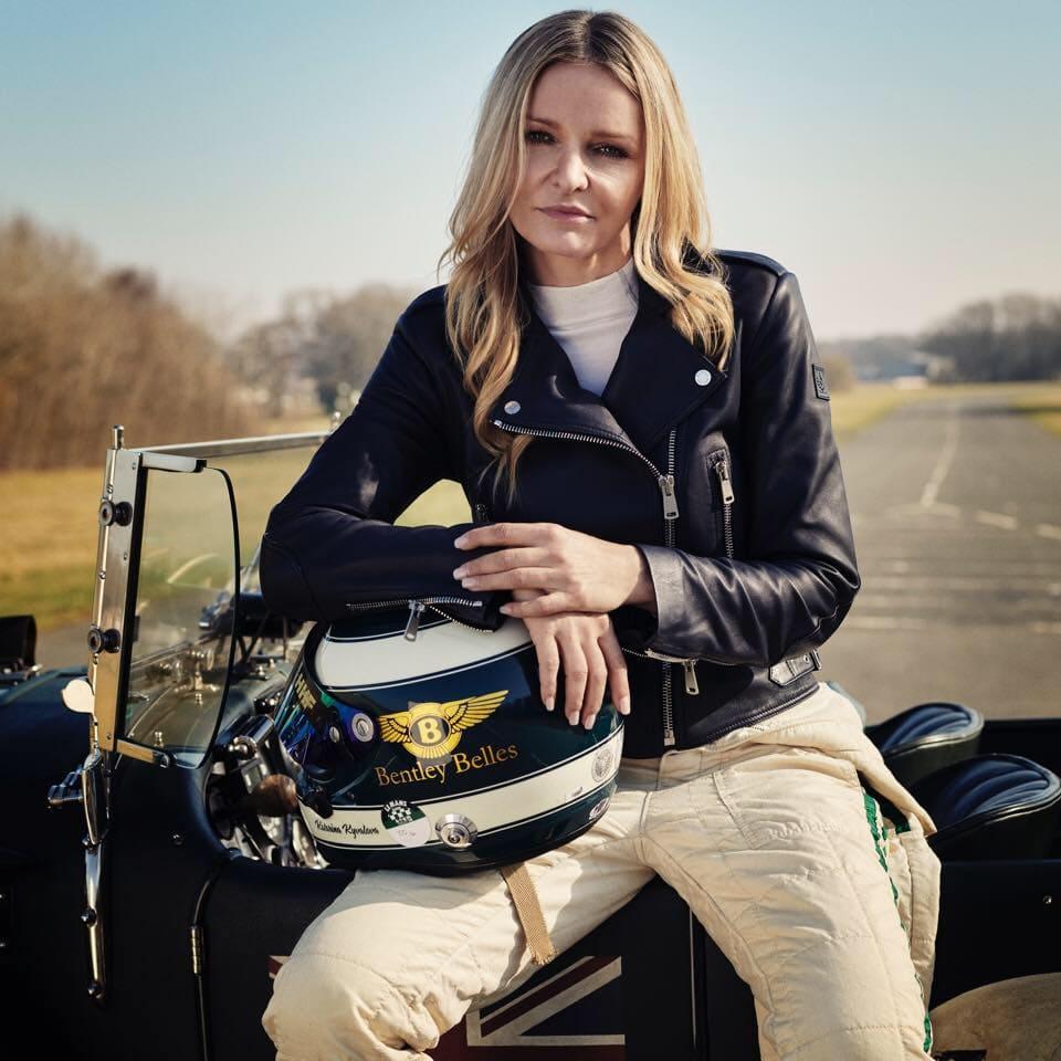 Katarina Kyvalova - founder of the Bentley Belles