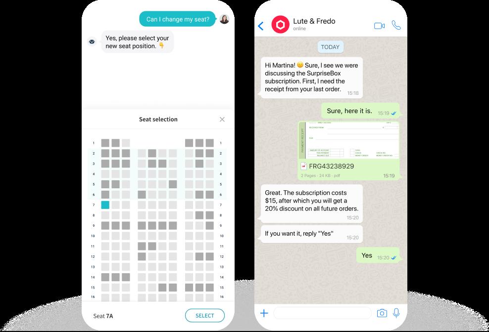 conversational ai platform software