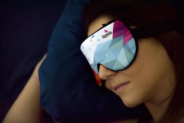 Le masque de sommeil Hypnos