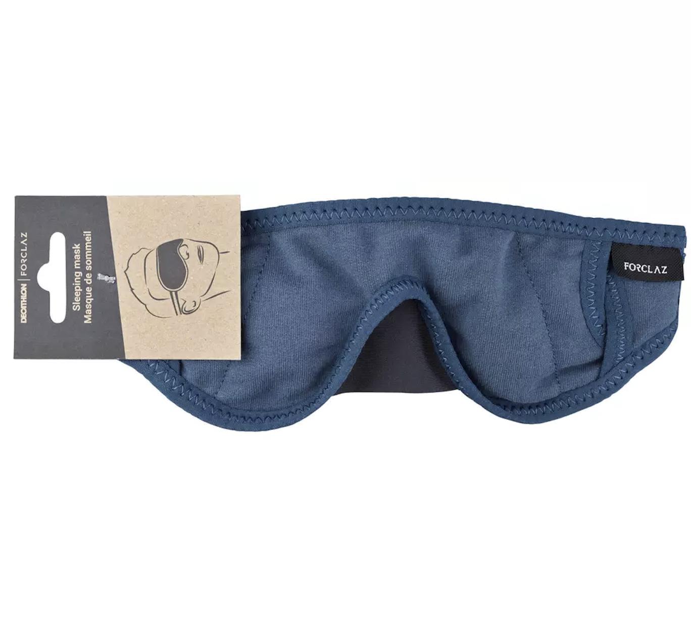 Le masque de sommeil Decathlon
