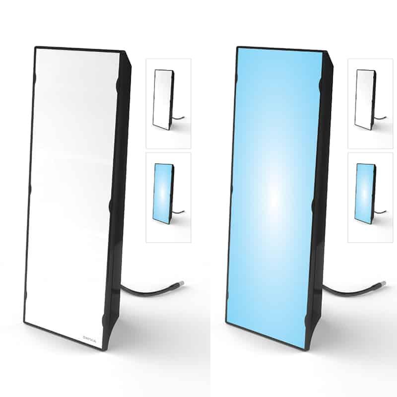 La lampe de luminothérapie Dayvia Slim Style